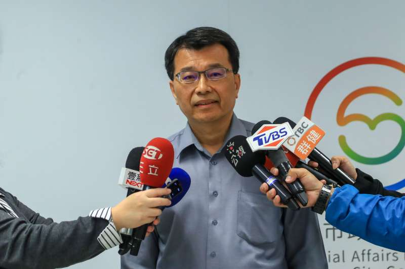 台中市政府社會局長陳仲良表示,愛堡貝托嬰中心的保母虐童,將處6萬至30萬罰鍰,並吊銷執照。(台中市政府提供)