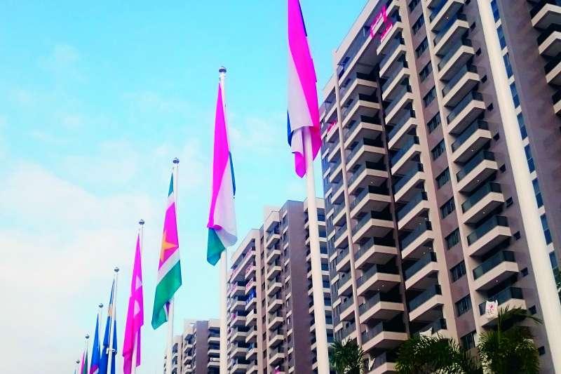 20180315-里約的城市街景。(商周出版提供)