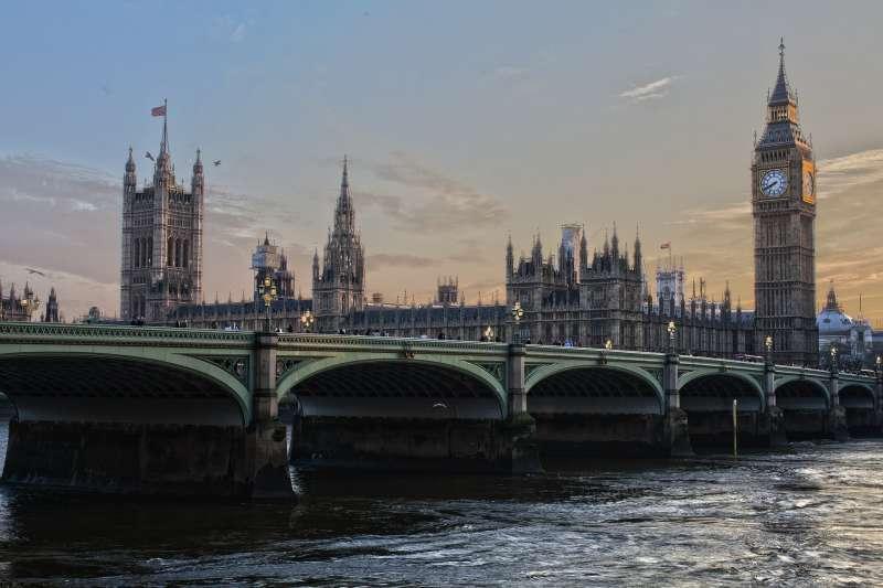 英國倫敦(取自Pixabay)