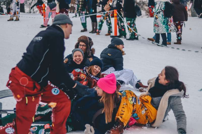 芬蘭被評選為「2018最幸福國家」。(Ethan Hu@Unsplash)