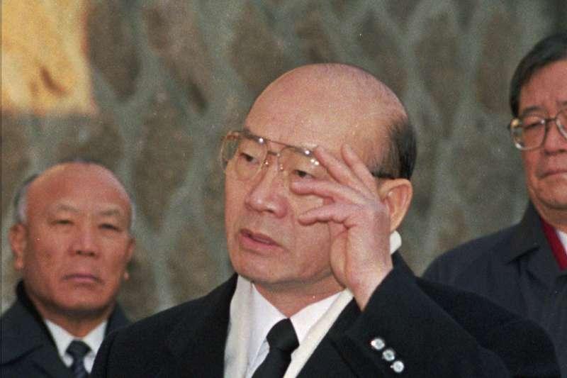 既獨裁又貪腐的南韓前總統全斗煥(AP)