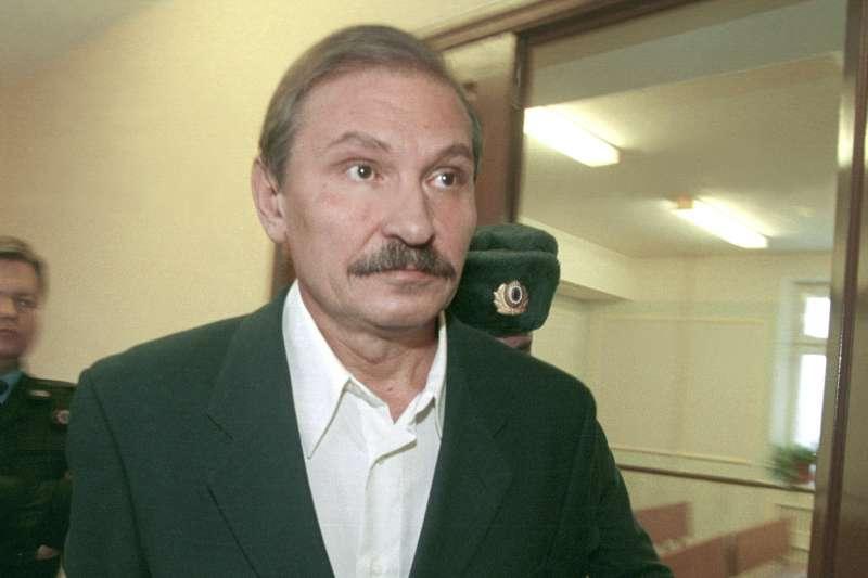 流亡英國的俄羅斯商人格盧什科夫12日被發現陳屍在倫敦寓所(美聯社)