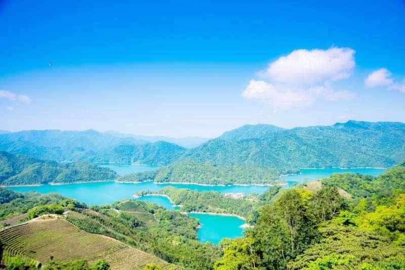 全台6個水庫絕景,湖光水色超美!(圖/Tony Tseng@flickr)
