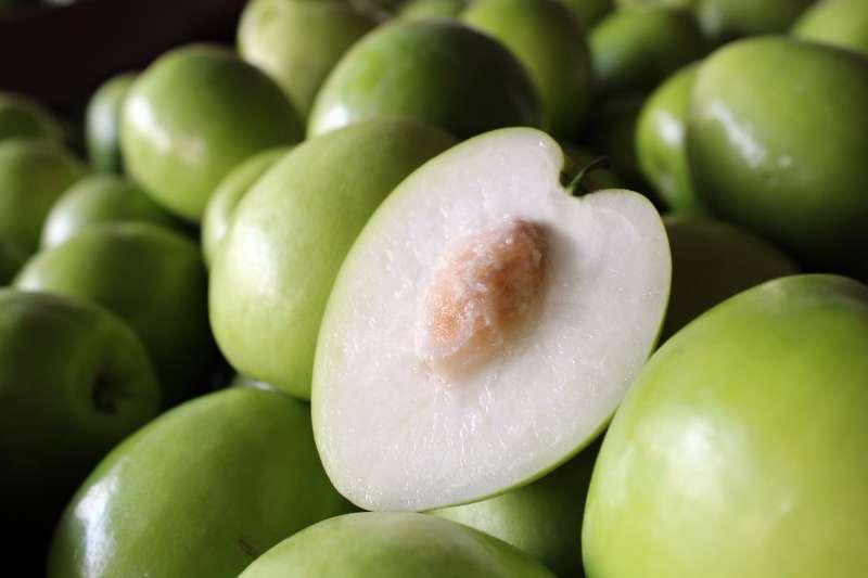 蜜棗暱稱「台灣青蘋果」,含有豐富營養素,適合養顏美容。(圖/高雄市農業局)