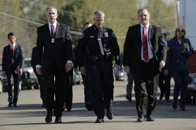 德州首府奧斯汀18日發生本月第4起爆炸案,警方稱這起爆炸案的炸彈較前3起來得精密。(AP)