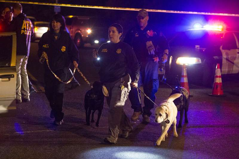 美國德州連續發生多起爆炸案,民眾人心惶惶(AP)