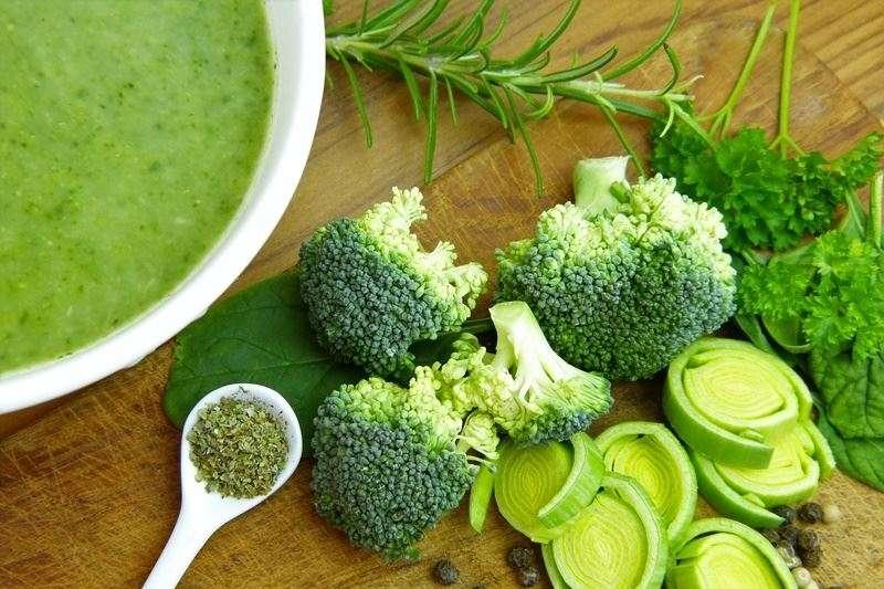 春分到了,多吃綠色蔬菜!(圖/pixabay)