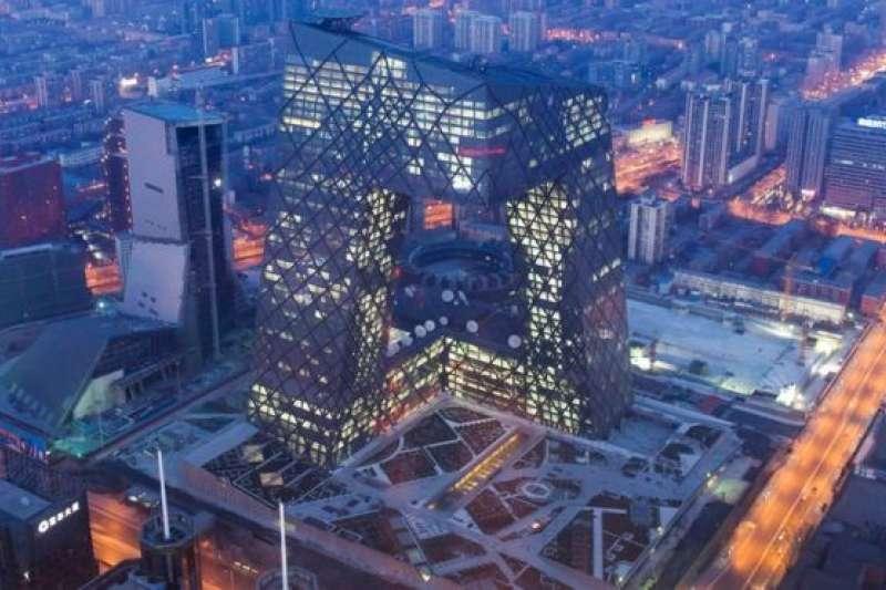 中國中央電視台,與中央人民廣播電台和中國國際廣播電台一起,合併成中央廣播電視總台,對外為「中國之聲」。(BBC中文網)