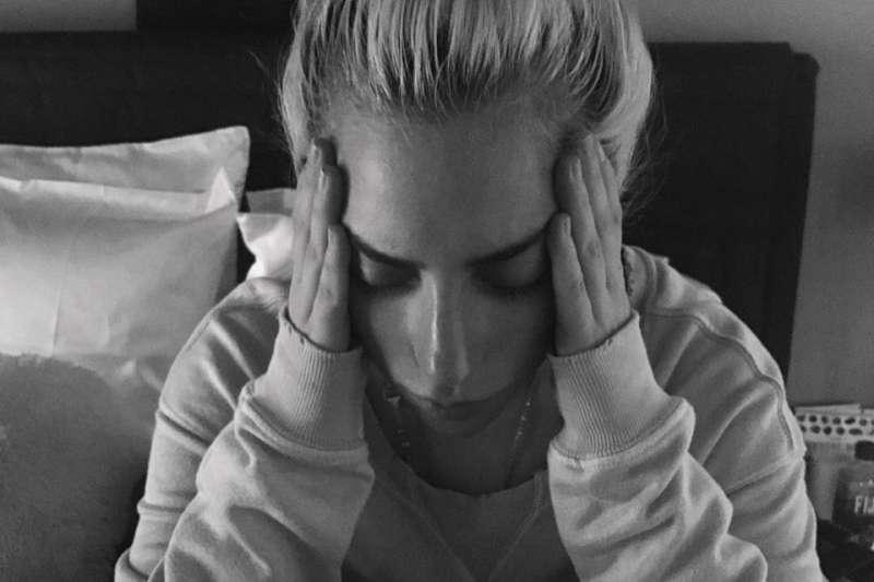 女神卡卡自揭近年飽受纖維肌痛症之苦。(圖/Lady Gaga@facebook)