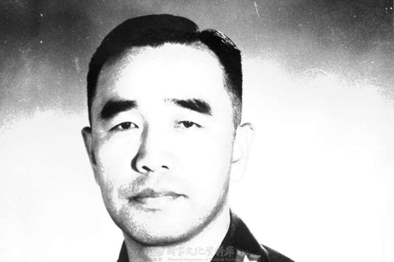 首任駐越韓軍司令,南韓陸軍中將蔡命新(維基百科/公有領域)