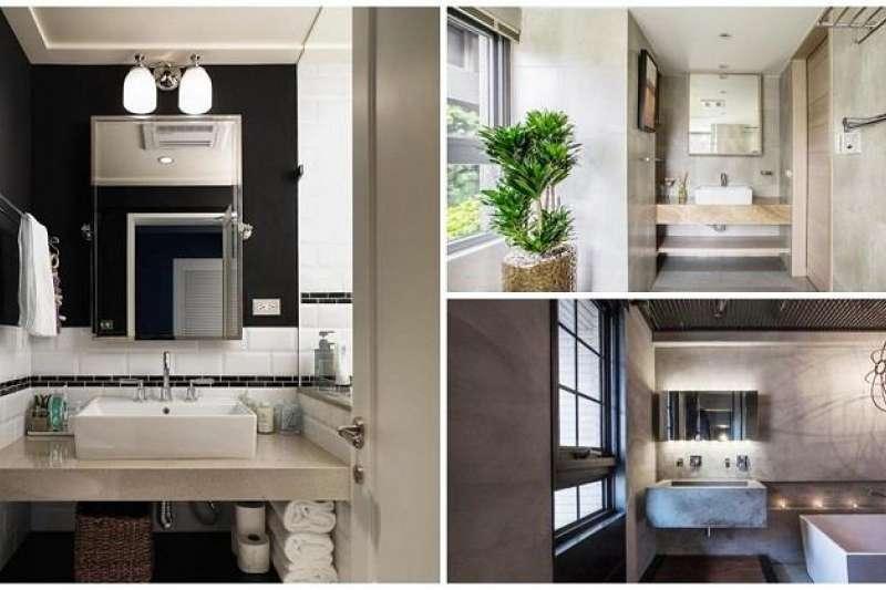掌握這5步驟,你也能輕鬆擁有個人風格浴室!(圖/設計家Searchome提供)