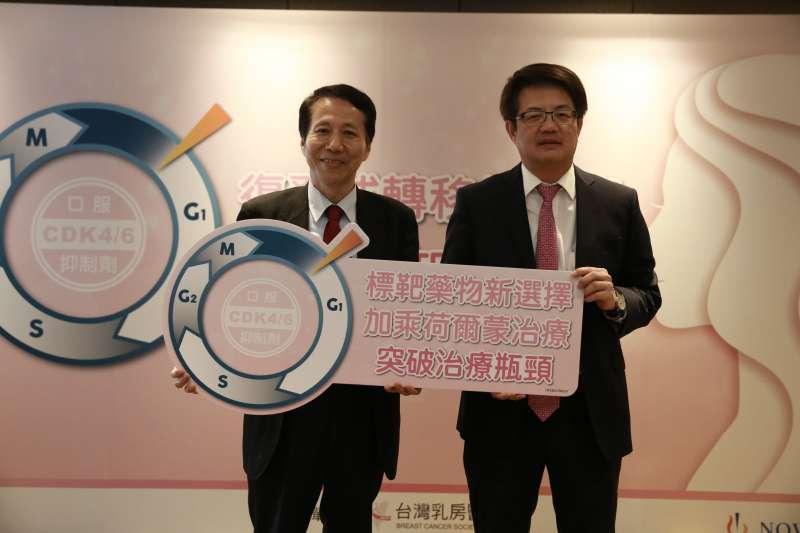 乳癌為台灣女性最常罹患的癌症,如何發展有效的治療方方式一直是醫界努力的目標。(圖片/台灣乳房醫學會提供)