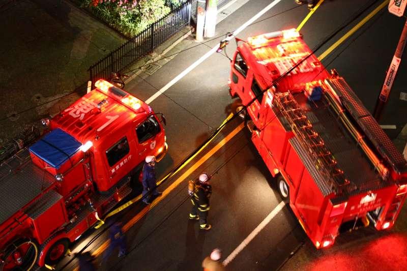 消防人員工作到底有多繁重,外界難以想像。(示意圖/Tatsuo Yamashita@Flickr)