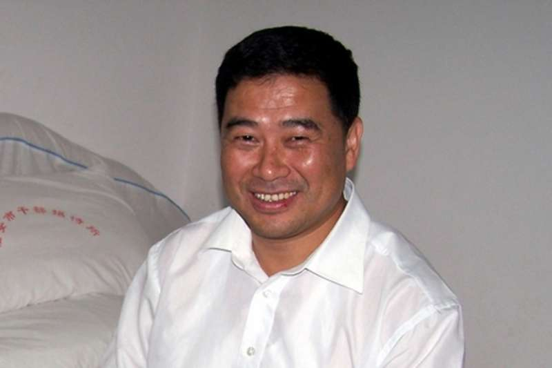 中國天主教閩東教區地下主教郭希錦(取自網路)