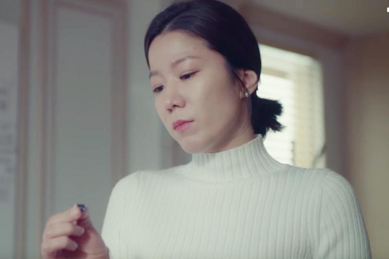 47歲的她因為無法性交,甚至連婚姻都無法繼續。(示意圖非本人/JTBC Drama@youtube)