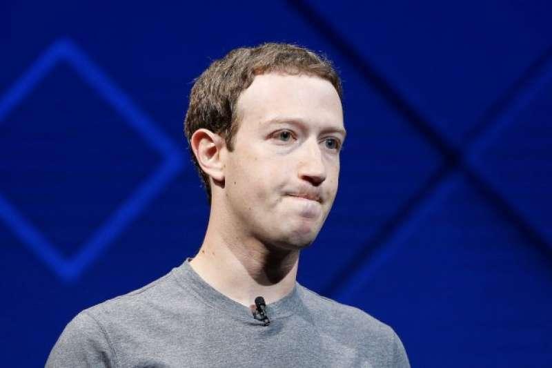 臉書創辦人馬克·祖克柏。(圖/Twitter)