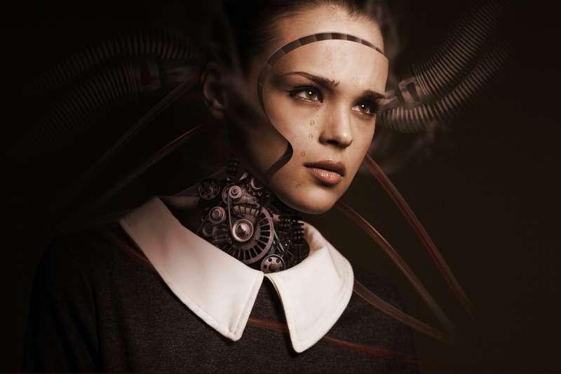 人工同理心(Artificial Empathy)是AI發展於醫療領域的重要環節(圖 / Comfreak@pixabay)