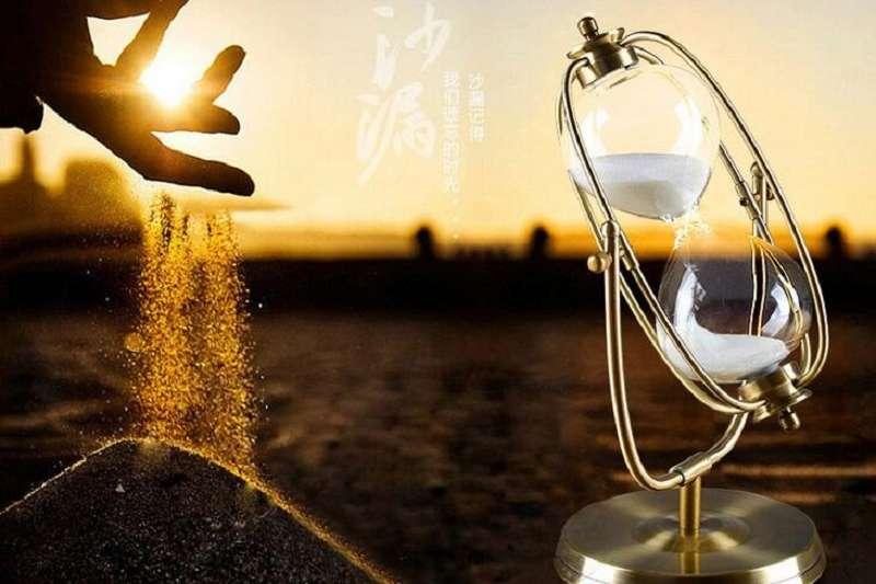 「時間就是生命。奇怪的是,人人都愛惜生命,不願其速逝,卻害怕時間,唯恐其停滯。」(示意圖)