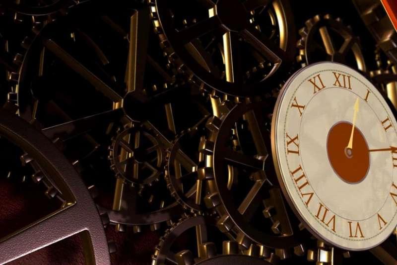 「在世上一切東西中,時間是最難解的謎之一。」(示意圖)
