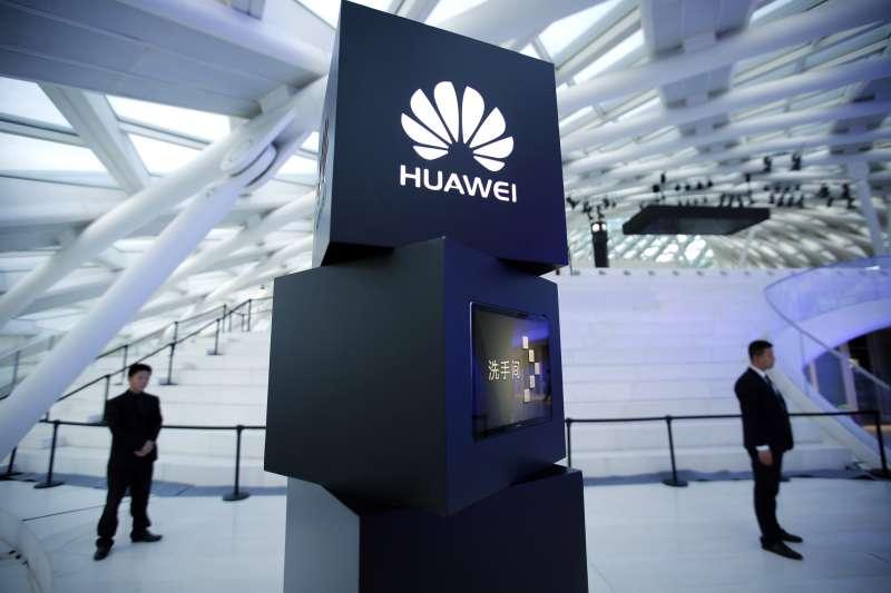 中國網路業巨擘華為(AP)