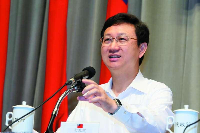我駐泰代表童振源坦言,拿不到泰國給予台灣的互惠免簽。(柯承惠攝)