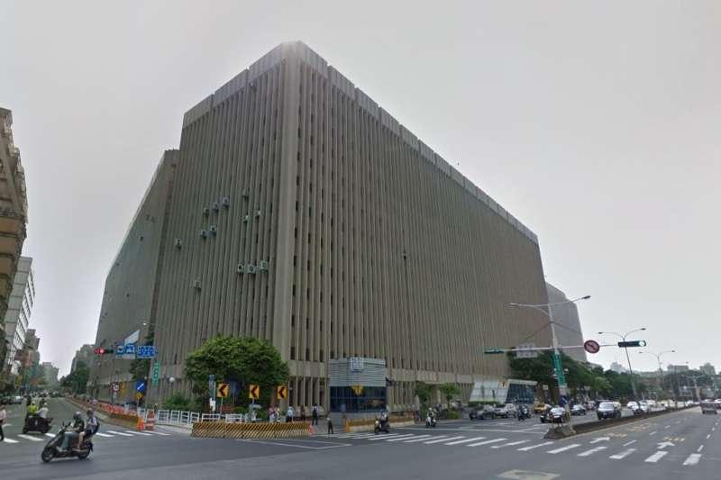 2018-04-02-勞動部勞動基金運用局、勞工保險局外觀。公署外觀。勞金局。勞保局。(Google Map)