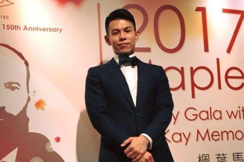 年僅27歲的鄭亦麟,被政府任命為經濟部「台灣綠色科技產業推動中心」副執行長。(資料照)