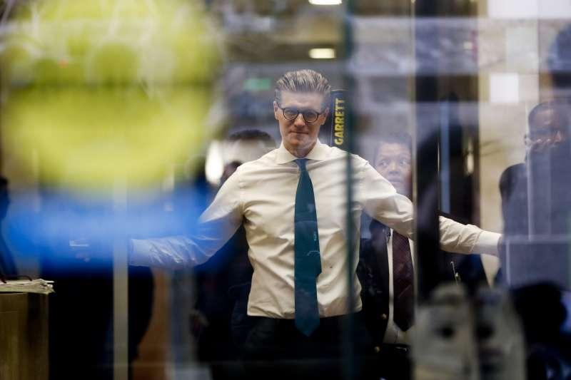通俄門定罪第1人:荷蘭籍律師范德斯旺被判坐牢30天(AP)