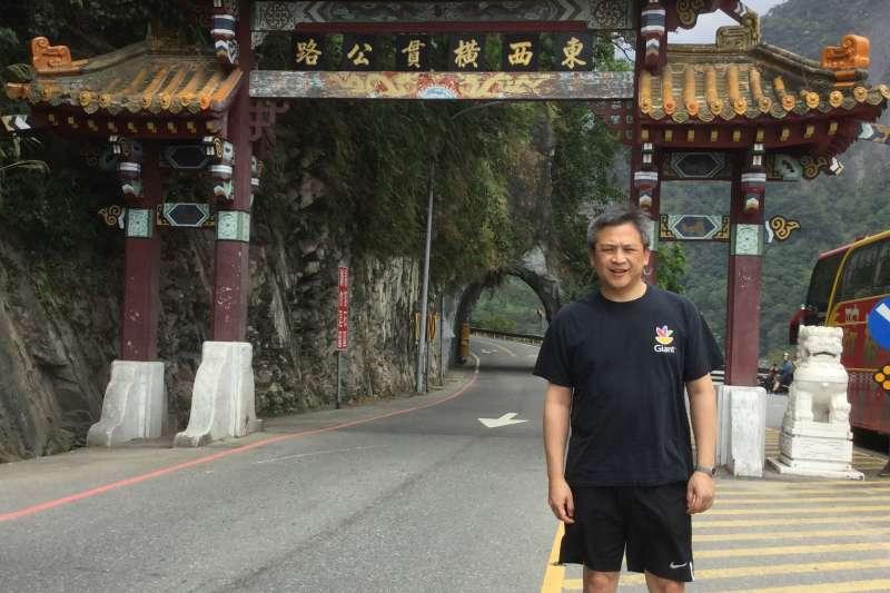 AIT處長梅健華發文表示,花蓮是他們在全臺灣最喜歡的地方之一,「鼓勵所有朋友到花蓮走走」。(資料照,取自AIT臉書)