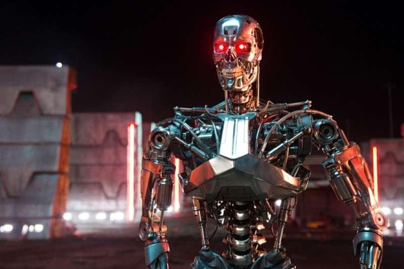 目前已有逾20個國家呼籲全面禁止自主武器,科學家擔心科幻電影《魔鬼終結者》的情節將在現實世界上演(美聯社)