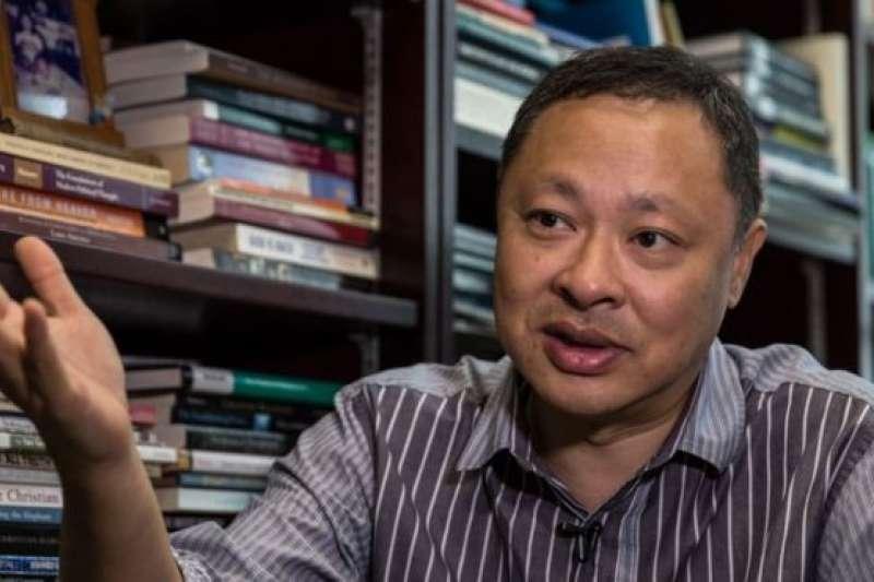 戴耀廷表示自己不支持港獨、不會推動港獨,自己只是提出「學術討論」(BBC中文網)