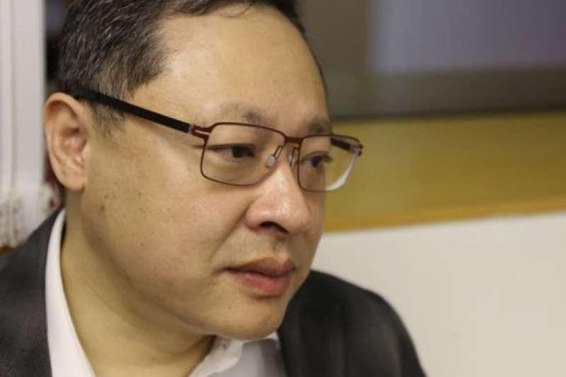 戴耀廷稱對受到中方高調抨擊感到不解。(BBC中文網)