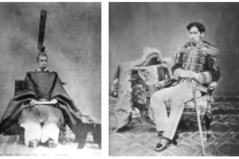 王政復古所創造的社會究竟具有哪些顯著特徵呢?特徵之一是強調天皇作為統治者的角色,另一個特徵是它的新穎性。(資料照,風傳媒)