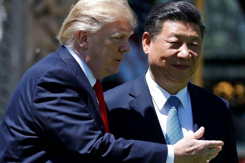 中美貿易戰開打,誰比誰狠?誰的損失大?(美聯社)