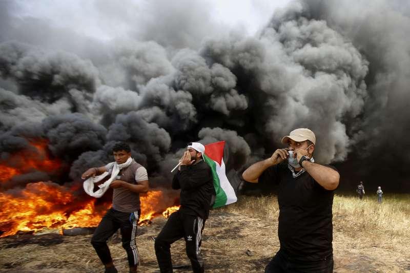 以色列武力鎮壓加薩走廊示威,恐怕會讓哈瑪斯贏得更多政治利益(AP)