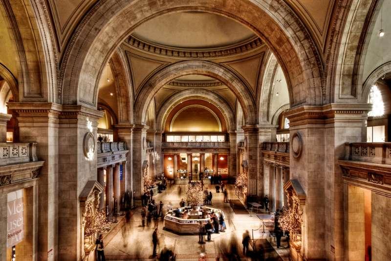 如果能自由定價,你會花多少錢買大都會博物館的門票?(圖/A. Strakey@flickr)
