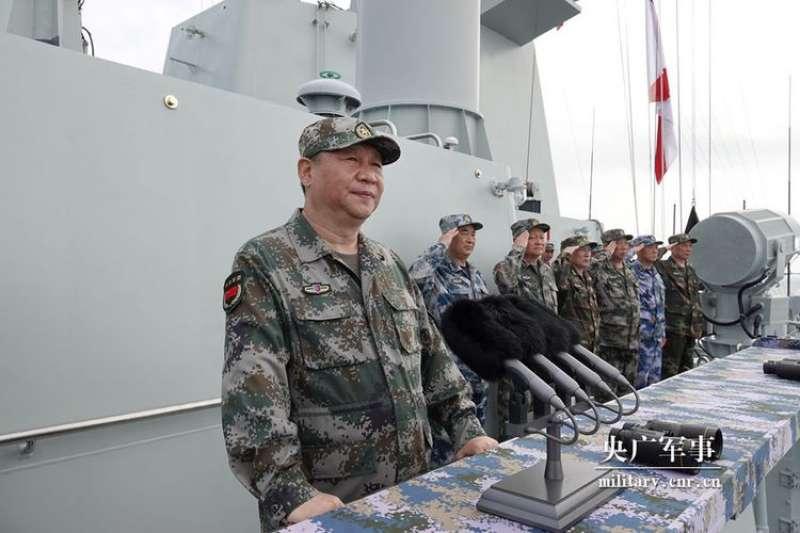 作者指出,中國國台辦大張旗鼓宣布惠台31項政策,但軍武威脅下的惠台或許只有換來「永遠得不到台灣民心」!。(取自網路)
