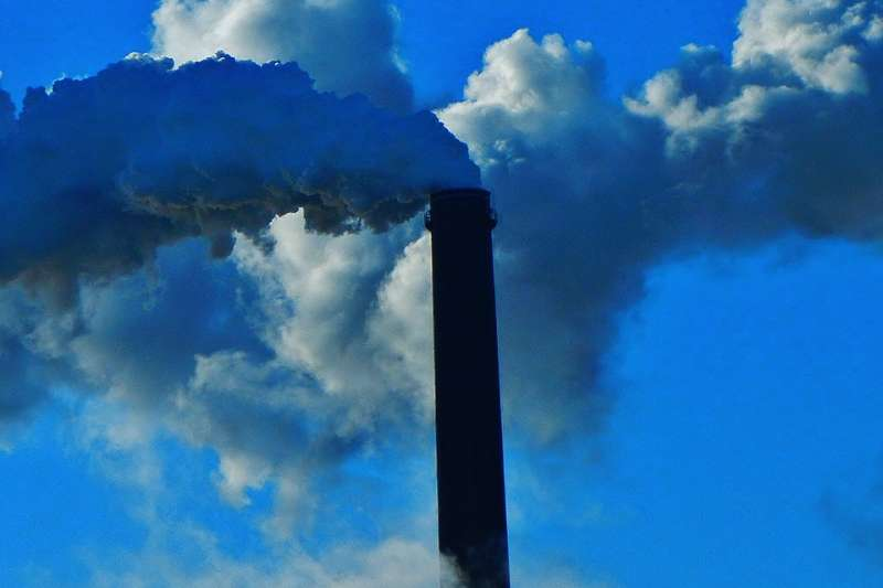 不知從何時開始,呼吸一口新鮮空氣儼然成為一種奢求。(示意圖/Pixabay)