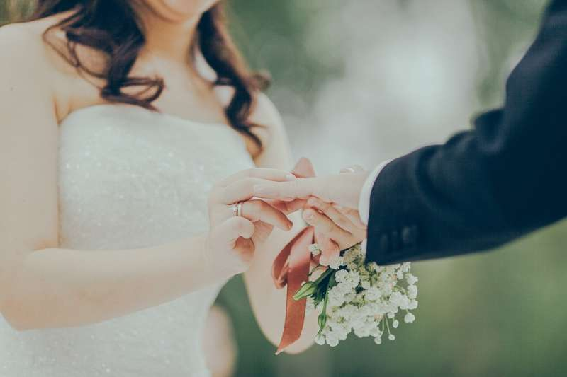 媳婦不是仇人,她是我人生下半場的貴人。(示意圖/jeremywongweddings@pixabay)