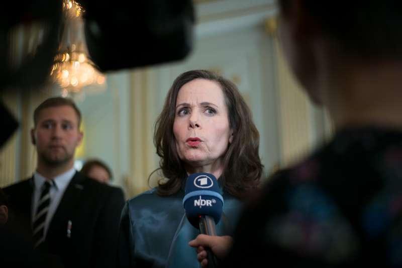 瑞典學院常務祕書丹紐斯12日宣布辭職(Frankie Fouganthin@Wikipedia/CC BY-SA 4.0)