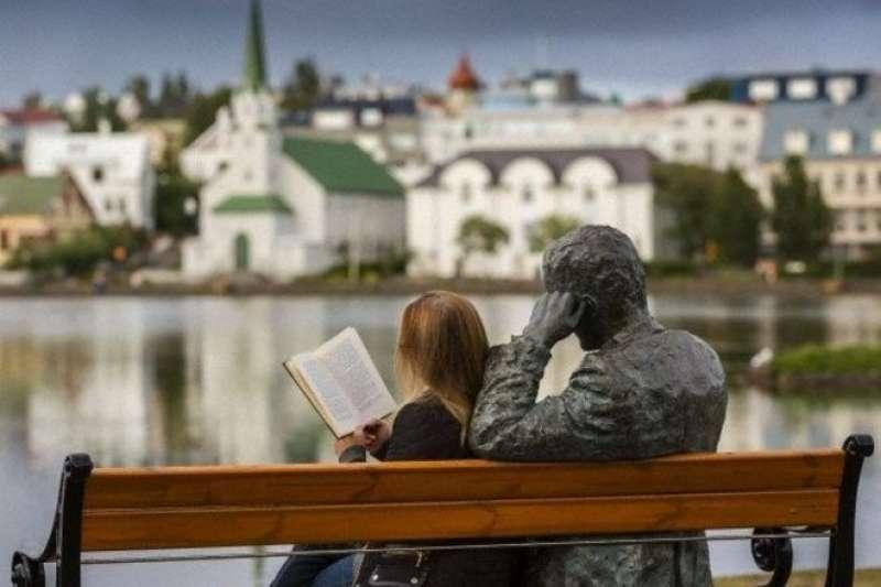 冰島多次排在「全球和平指數」世界最安全的國家之首。(BBC中文網)
