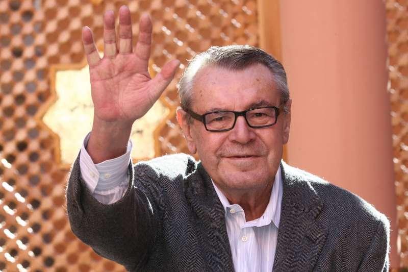 日前逝世的《飛越杜鵑窩》、《阿瑪迪斯》大導演米洛斯福曼(Miloš Forman),有著顛沛流離人生境遇。(AP)