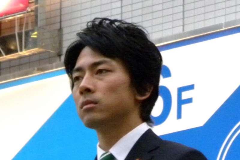 小泉進次郎(黄泉改@Wikipedia / Public Domain)