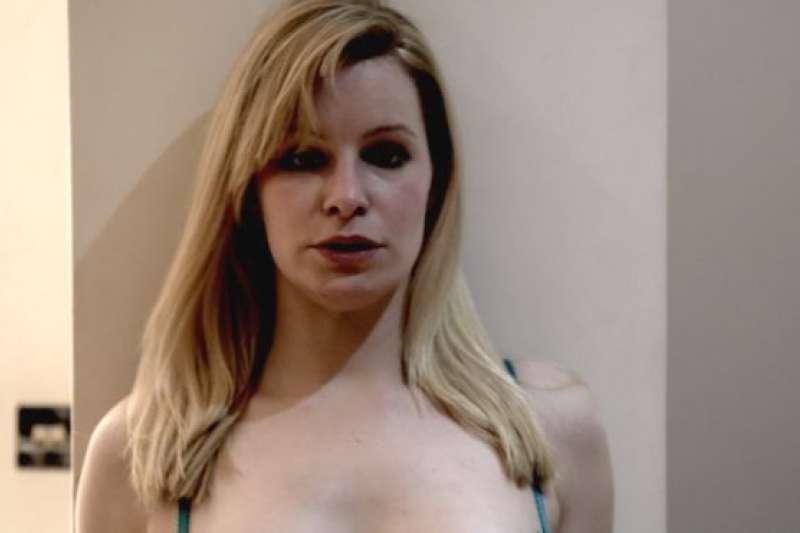 路易斯說,她自願做一個性工作者,支持賣淫合法化。(BBC中文網)