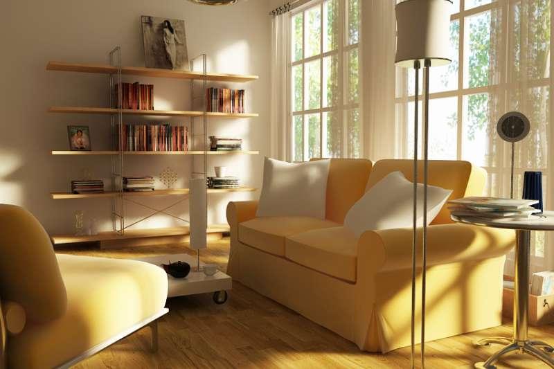 擁有井然有序的居家空間,讓生活更舒適、心情也更愉悅。(示意圖/jinkazamah@flickr)