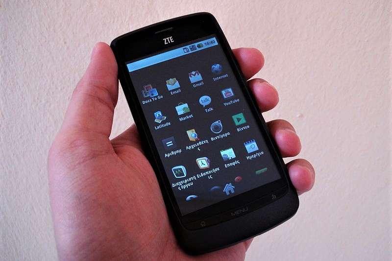 中國前5大手機商中興ZTE,被美國、英國等官方列為「危害國家安全」的廠商,直接封殺。(圖/John Karakatsanis@flickr)