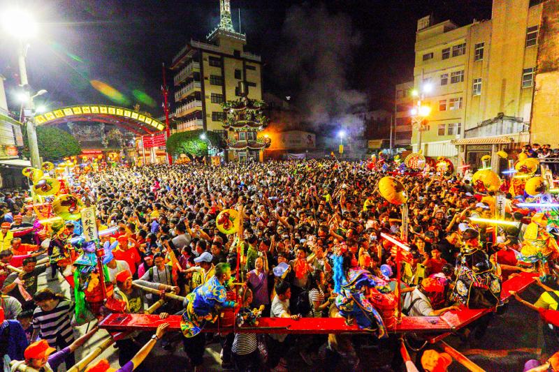台南擁有豐富的文化與古蹟,其中廟宇的祭典更是不容錯過。(圖/網路溫度計提供)