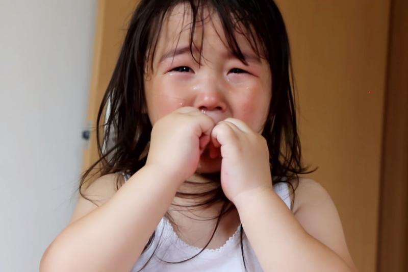 教育孩子正確道歉,2歲開始是個關鍵!(示意圖非本人/翻攝自youtube)