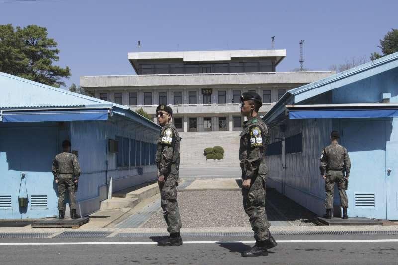 2018年4月27日,兩韓領導人「文金會」將在板門店登場(AP)