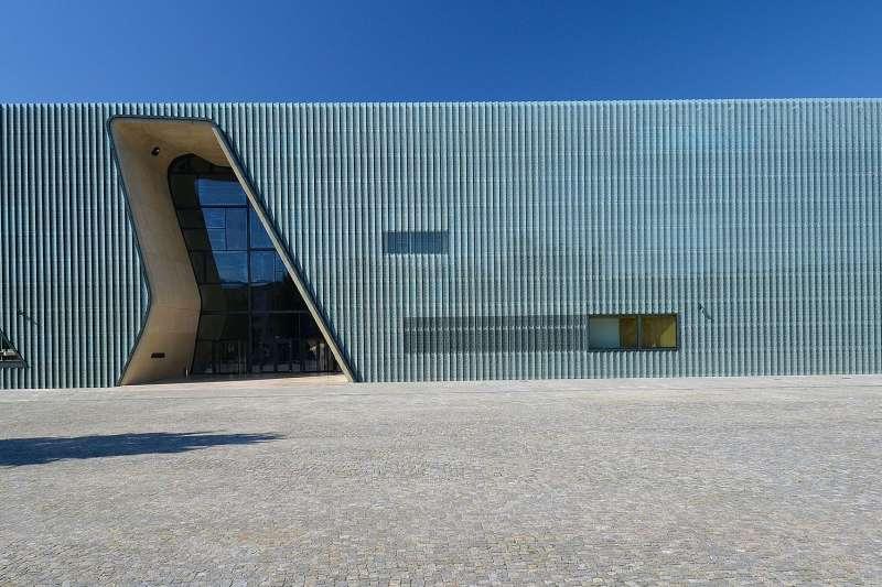 位於波蘭華沙的猶太人歷史博物館。(Adrian Grycuk @ Wikipedia CC BY-SA 3.0)